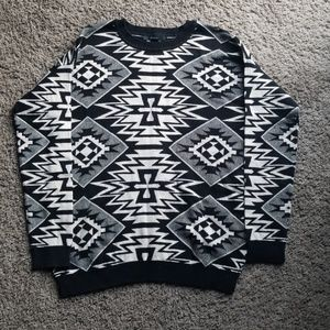 Forever21 Patterned Sweater
